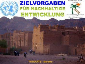 Projekt Timidarte Marokko